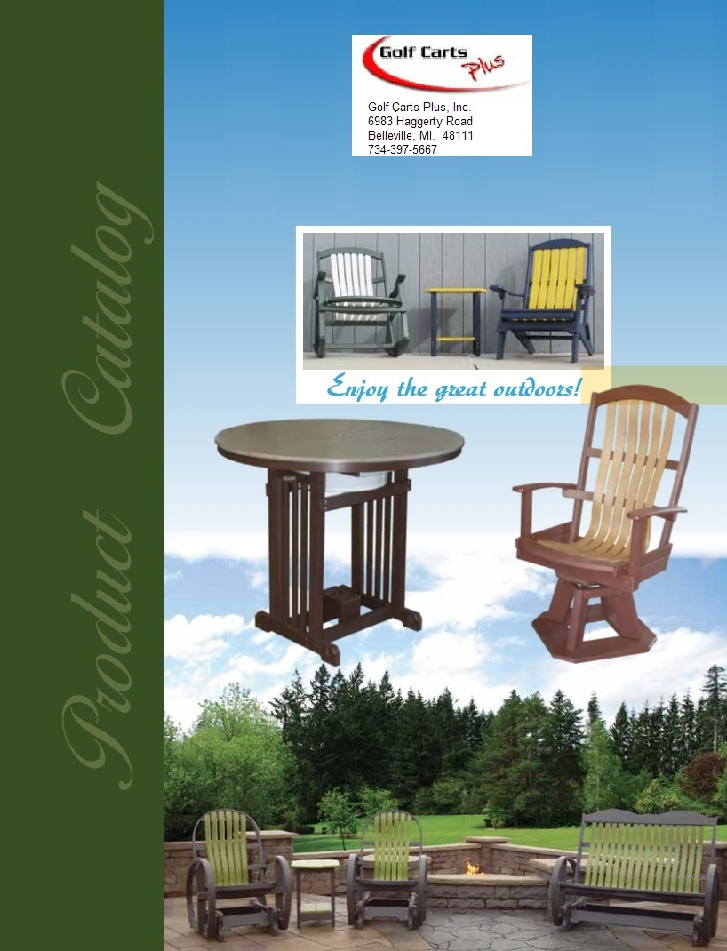 Polywood Furniture Catalog